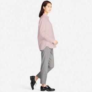 UNIQLO Japan TAN Flannel 🇯🇵